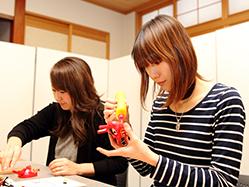 伝統工芸体験イメージ写真