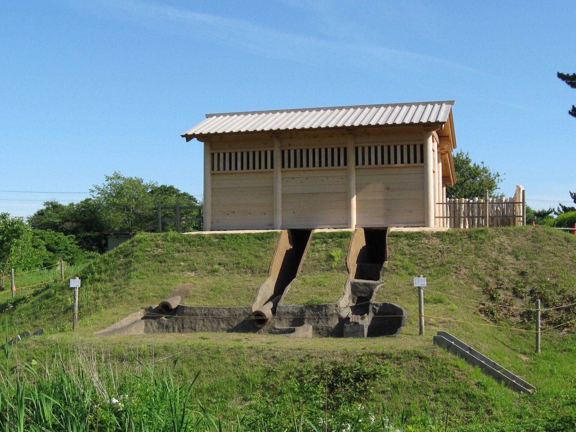 写真:秋田城跡歴史資料館4