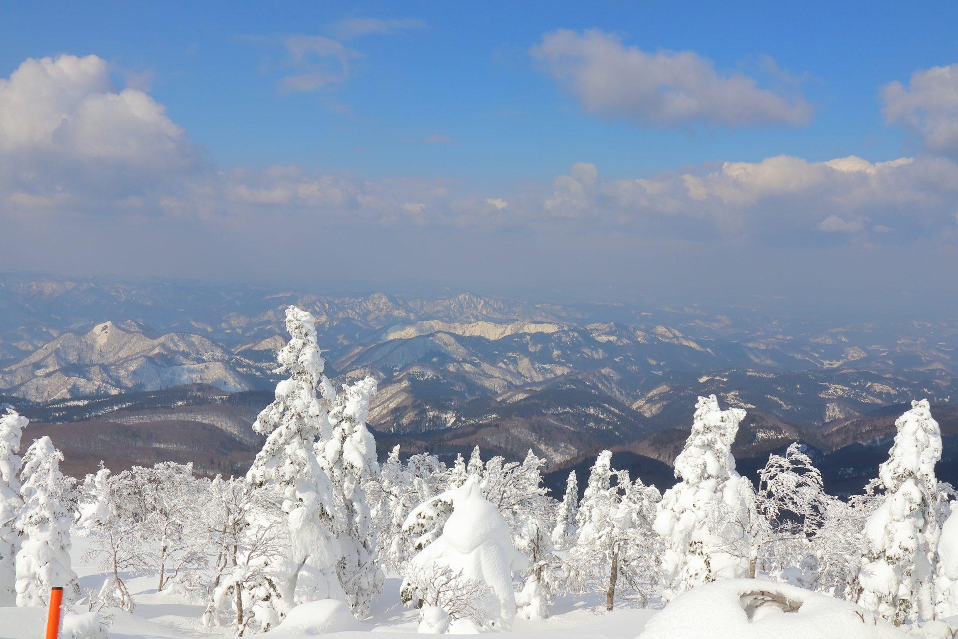 写真:森吉山阿仁スキー場3