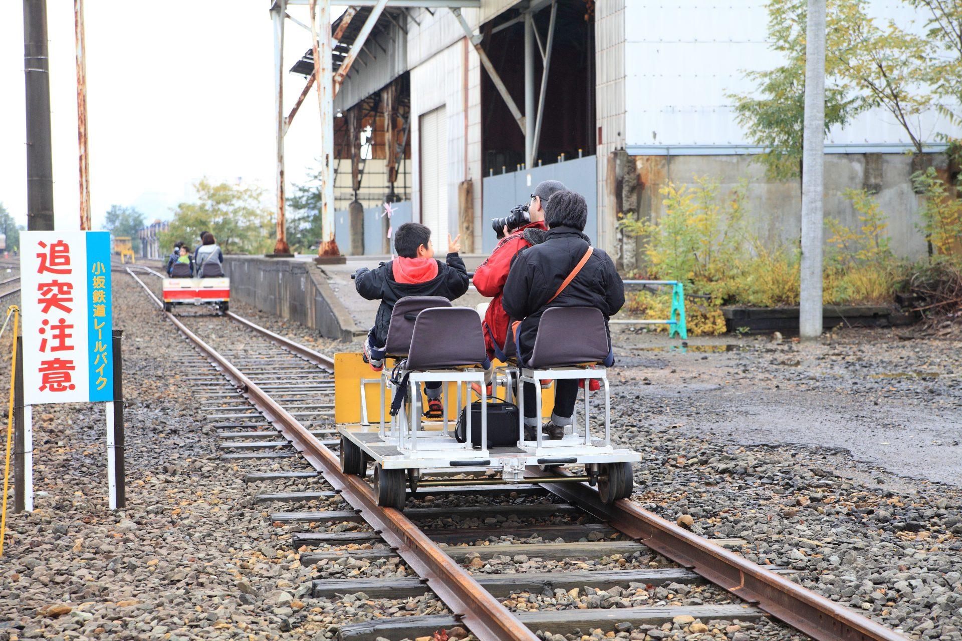 写真:小坂鉄道レールパーク3