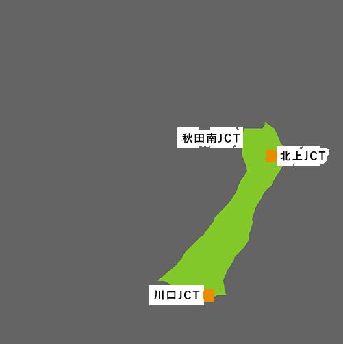 地図:自動車でのアクセス